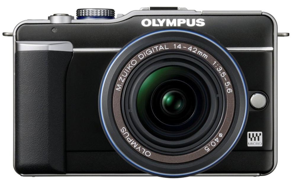 Фотоаппарат Olympus E-PL1 14-42mm Kit Black