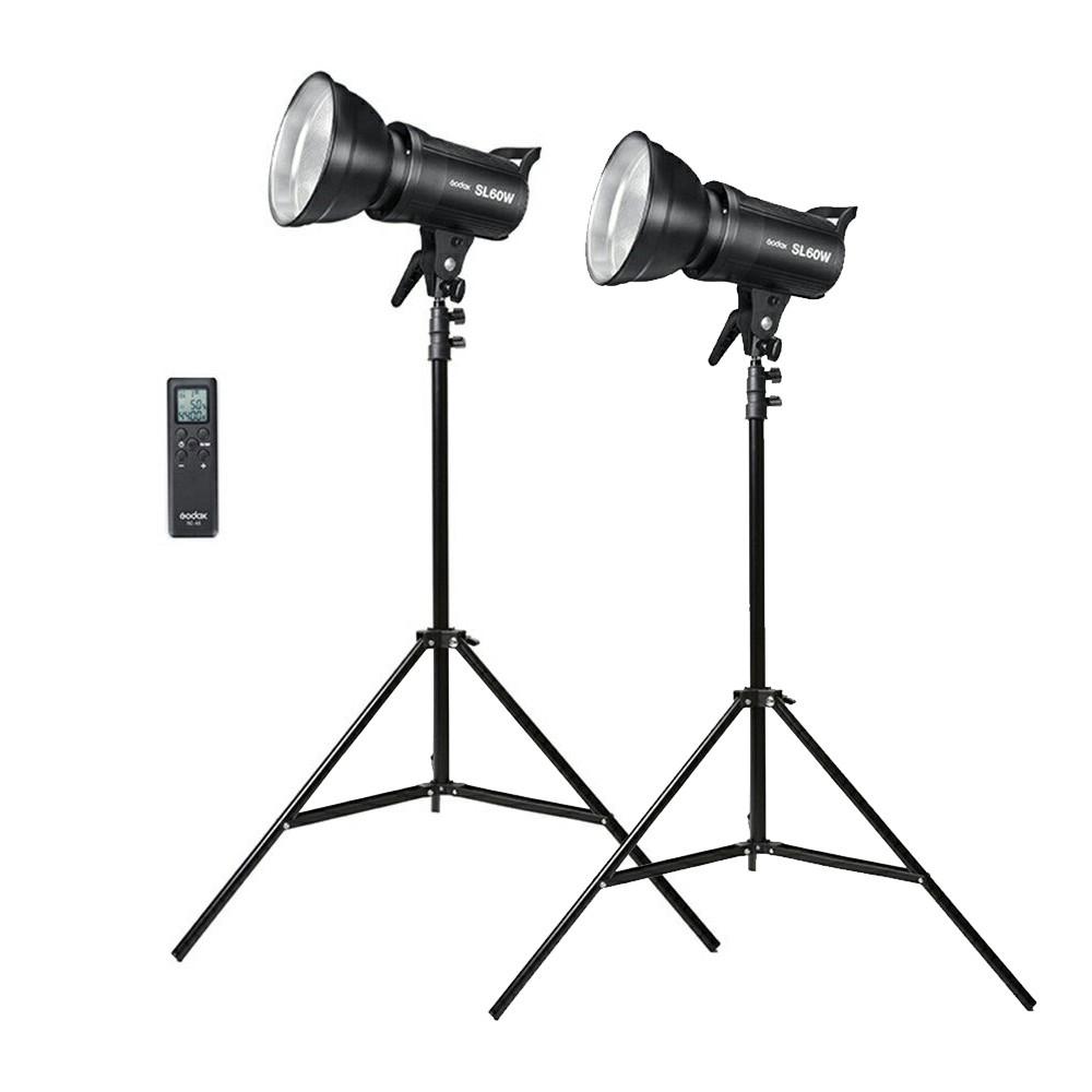 Набор постояннго света Godox LED SL-60W Kit (SL60W304A5)
