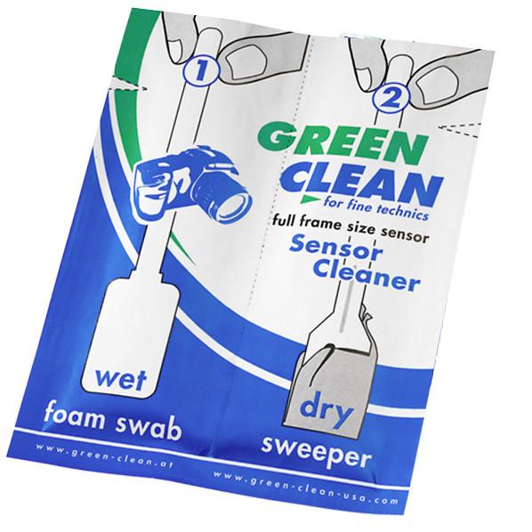 Швабры для чистки полноразмерных матриц Green Clean SC-4060-1(влажная,сухая)