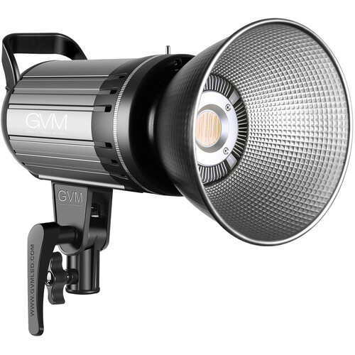 Постоянный LED видеосвет GVM G100W 100W (3200-5600K)