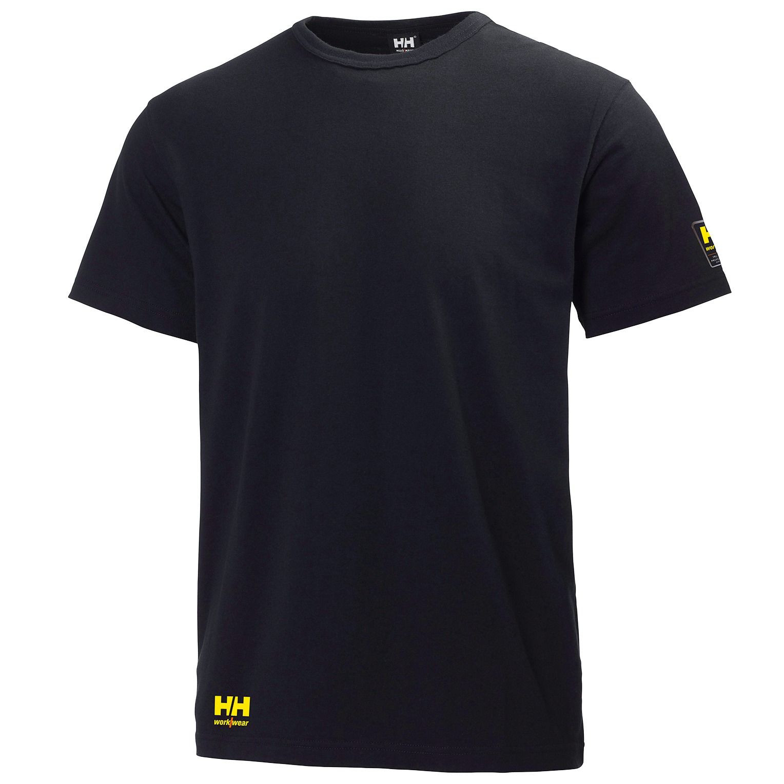 Футболка Helly Hansen Aker Tee - 79160 (Black)