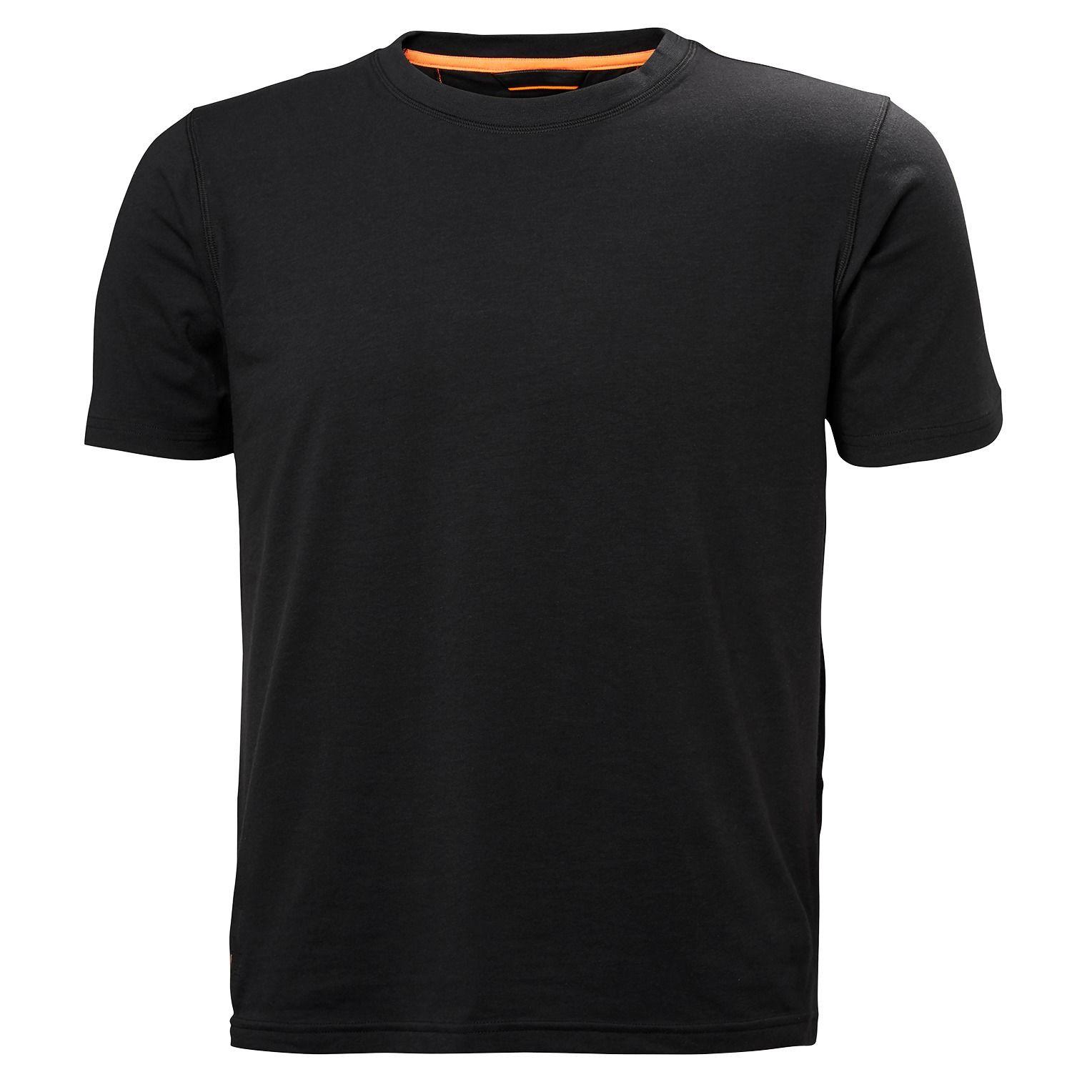 Футболка Helly Hansen Chelsea Evolution Tee 79198 (Black)