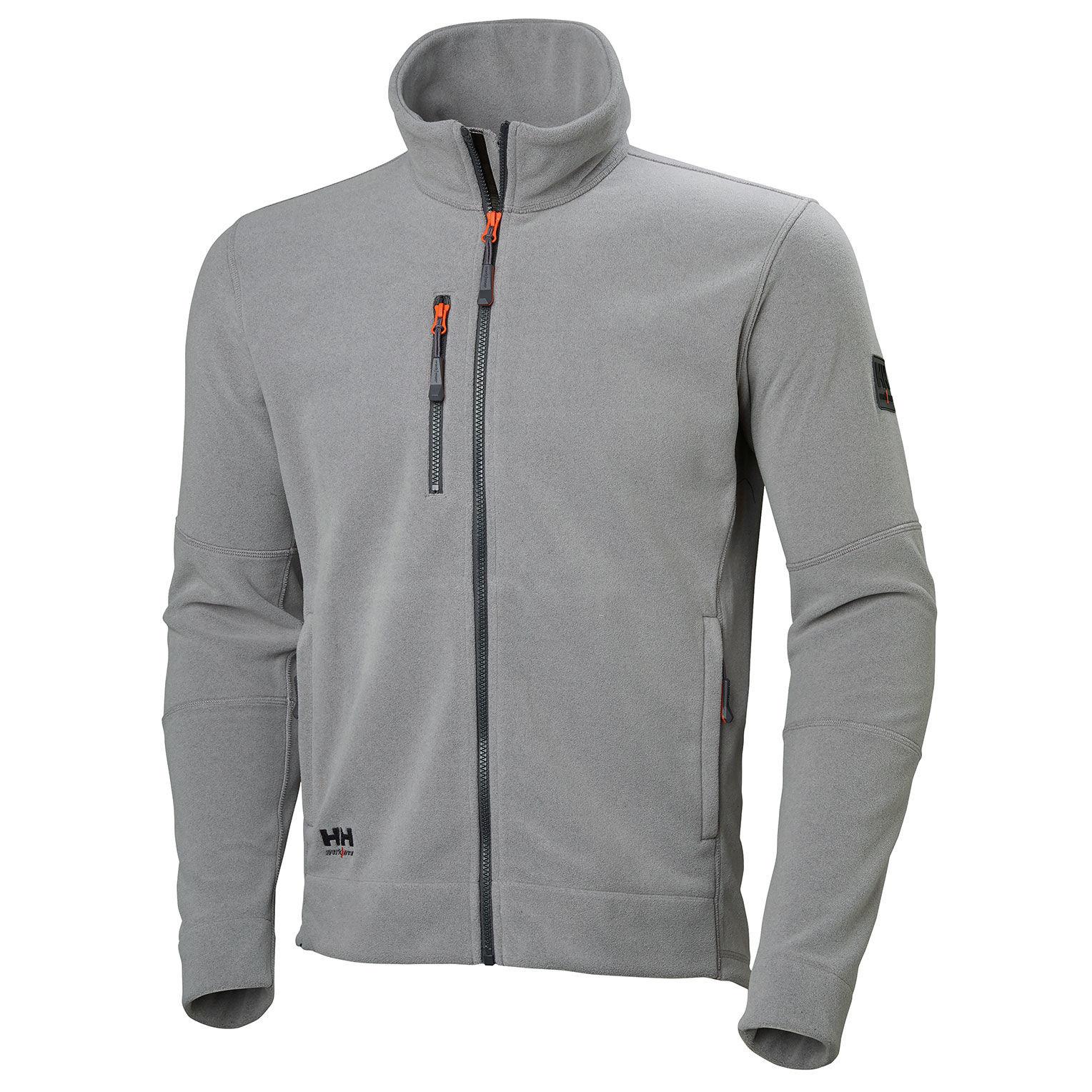 Кофта Helly Hansen Kensington Fleece Jacket - 72158 (Grey Melange)