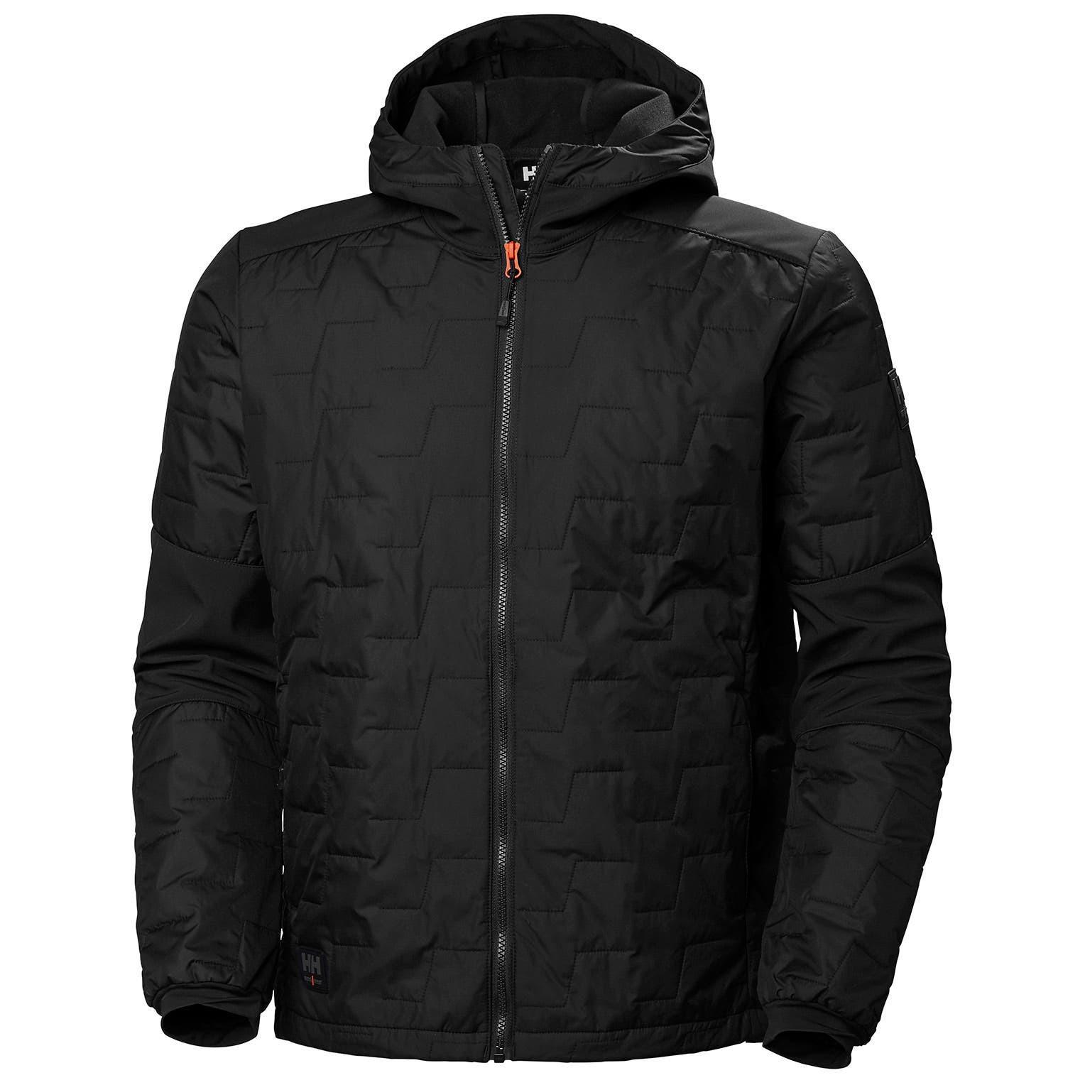 Куртка Helly Hansen Kensington Hooded Lifaloft Jacket - 73230 (Black; XL)