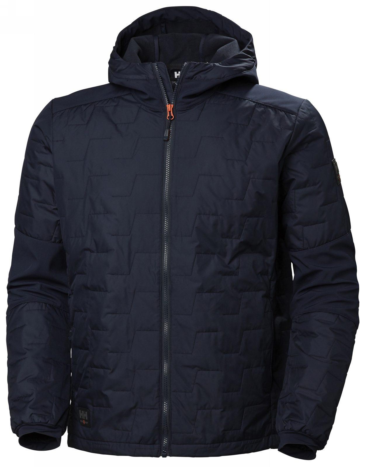 Куртка Helly Hansen Kensington Hooded Lifaloft Jacket - 73230 (Navy; M)