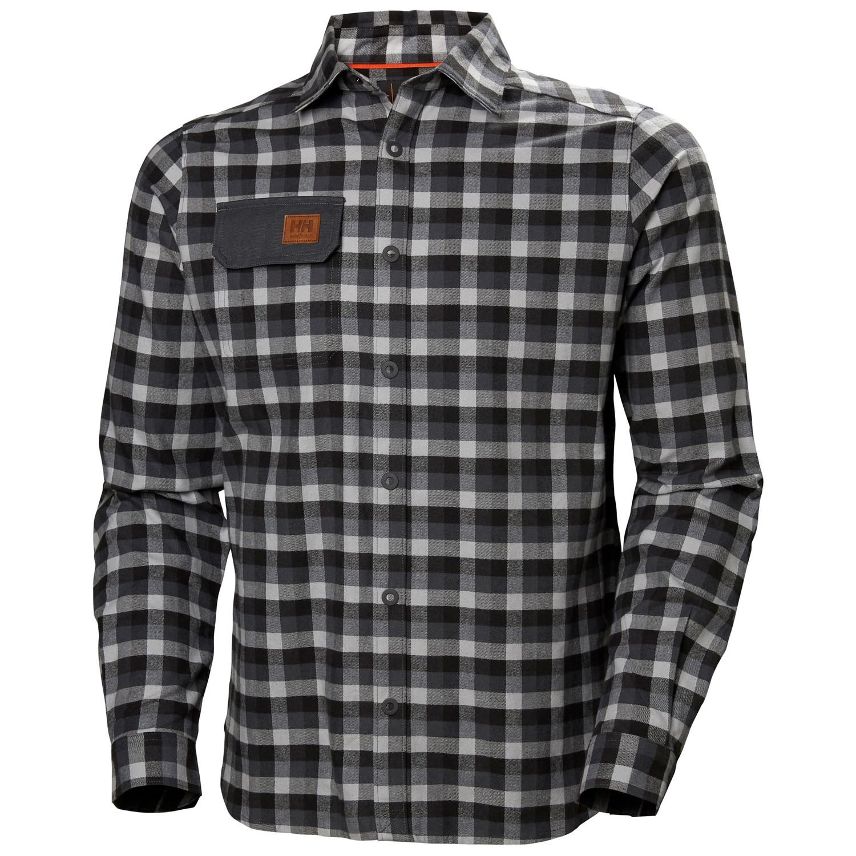 Рубашка Helly Hansen Kensington Shirt - 79111 (Dark Grey; XL)