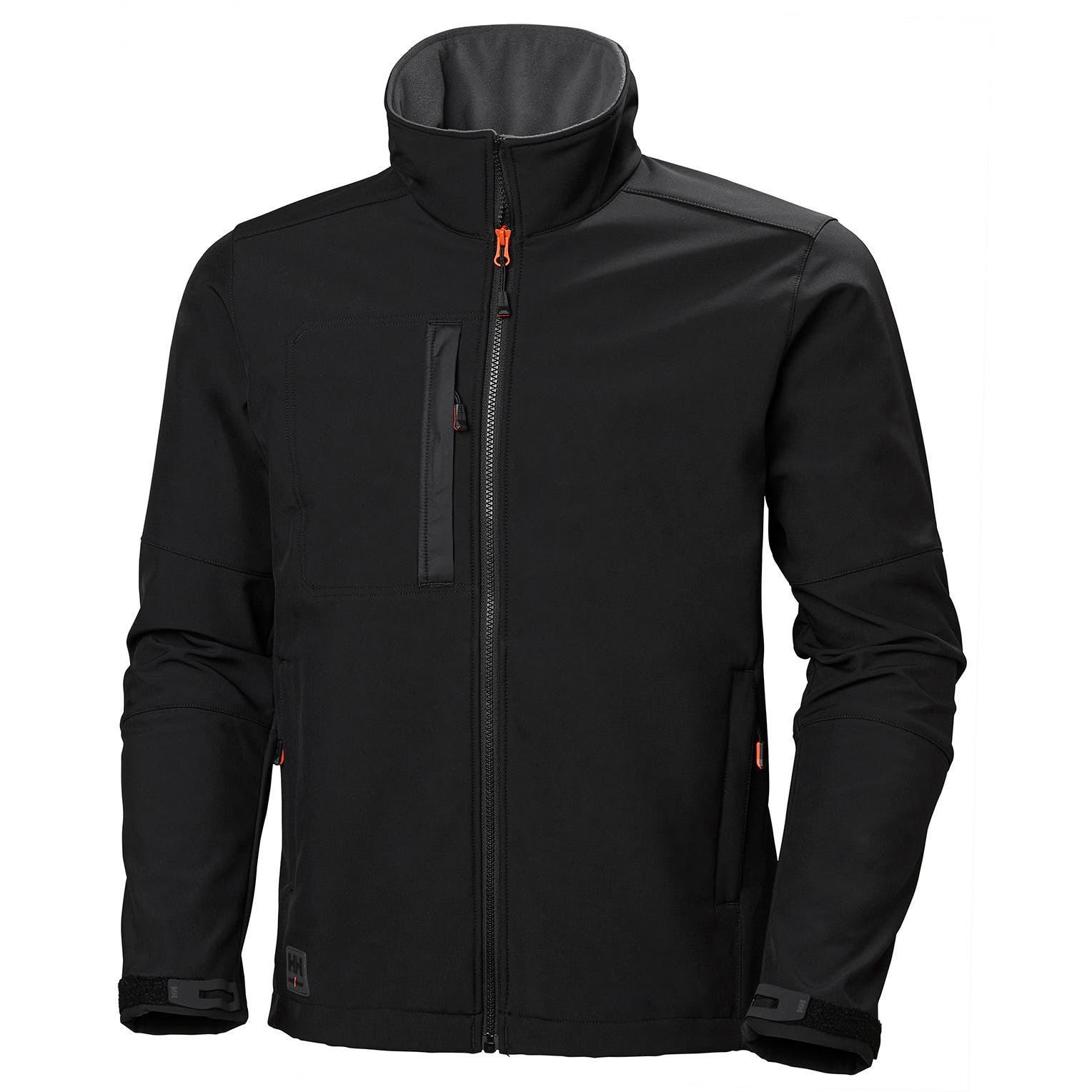 Куртка Helly Hansen Kensington Softshell Jacket - 74231 (Black; L)