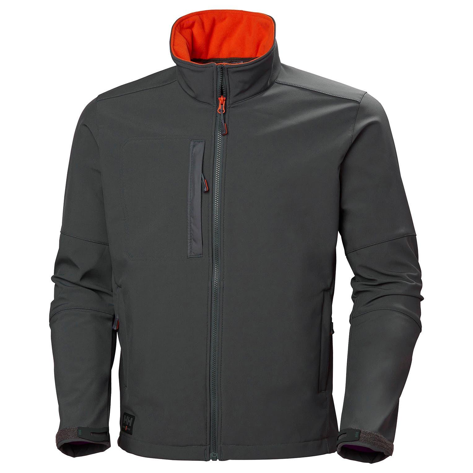 Куртка Helly Hansen Kensington Softshell Jacket - 74231 (Dark Grey, L)
