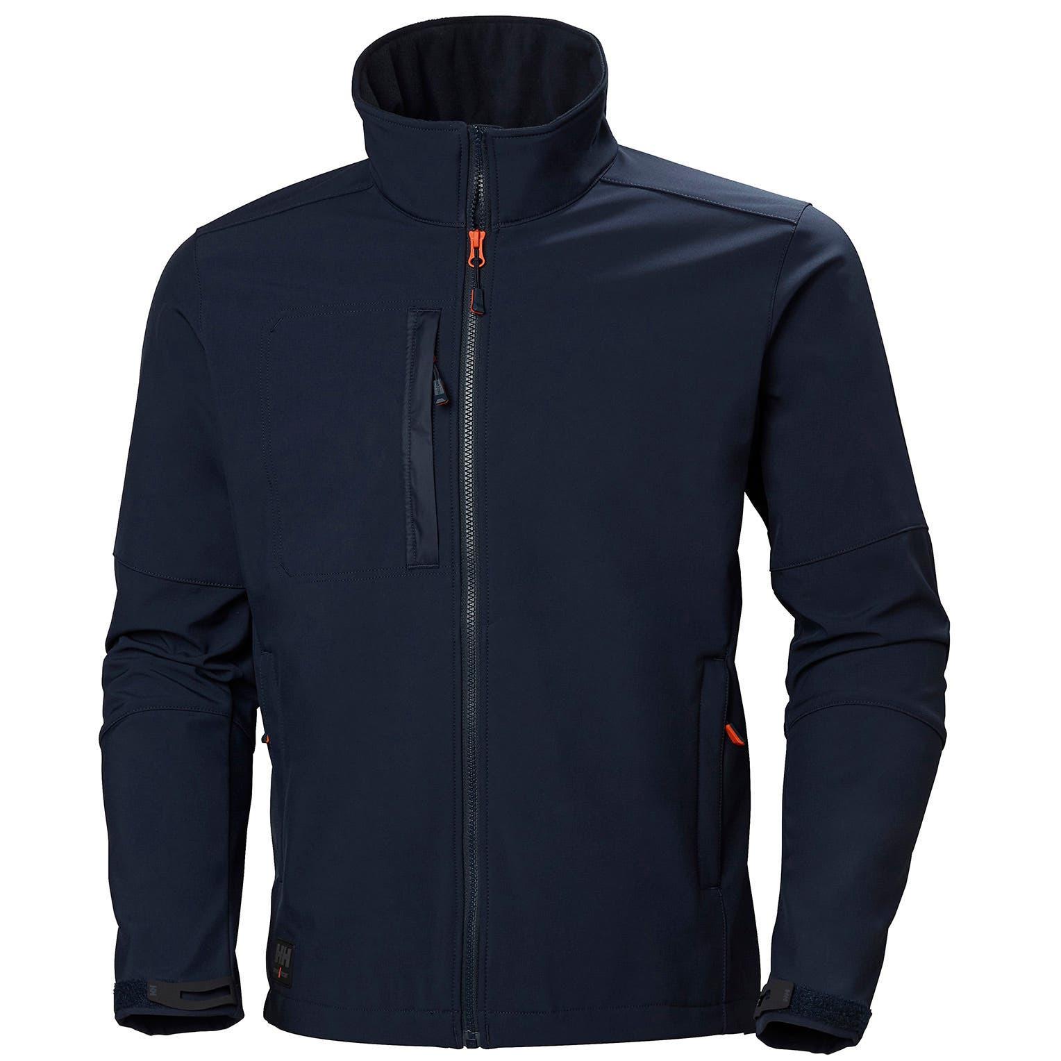Куртка Helly Hansen Kensington Softshell Jacket - 74231 (Navy; M)