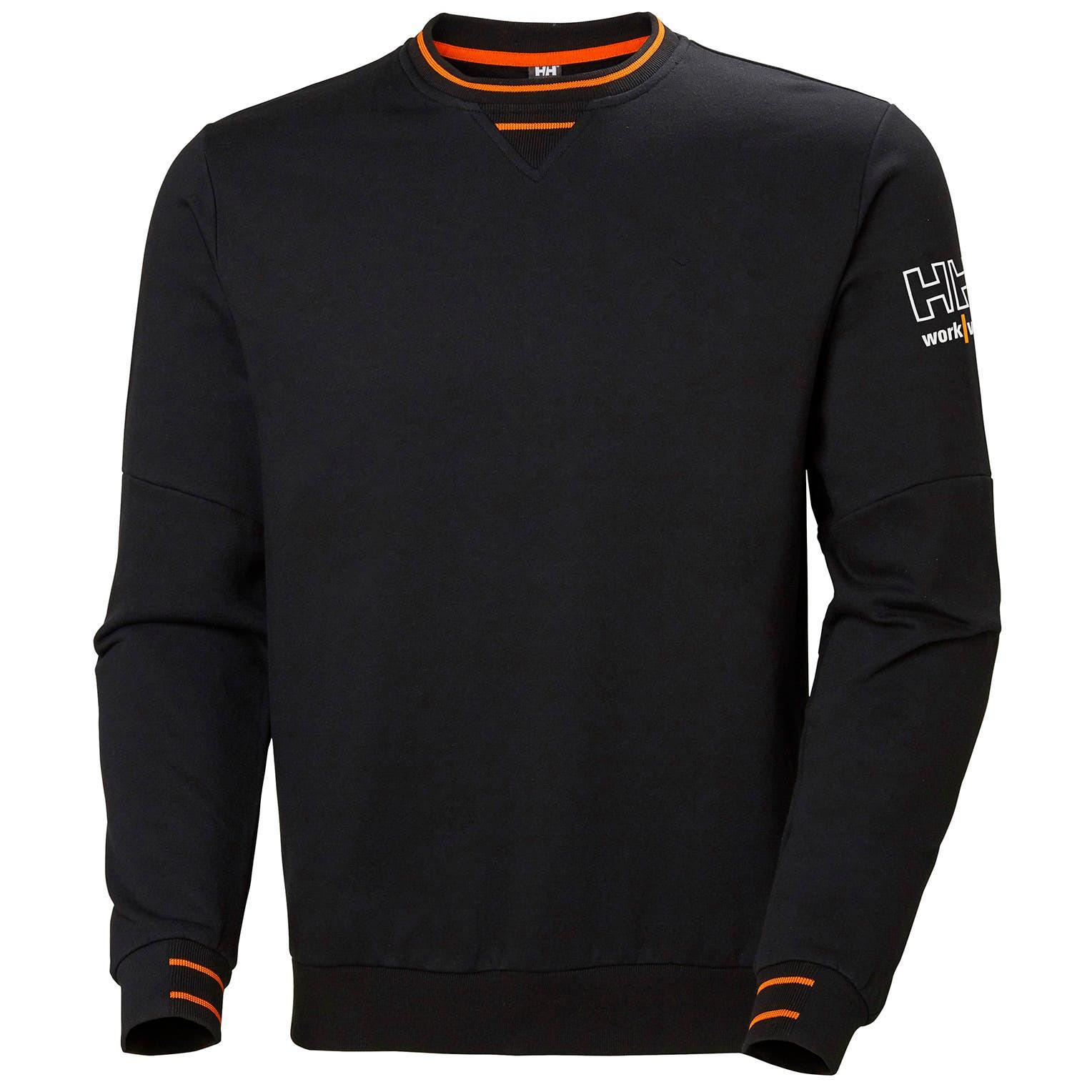 Свитшот Helly Hansen Kensington Sweatshirt - 79245 (Black; L)