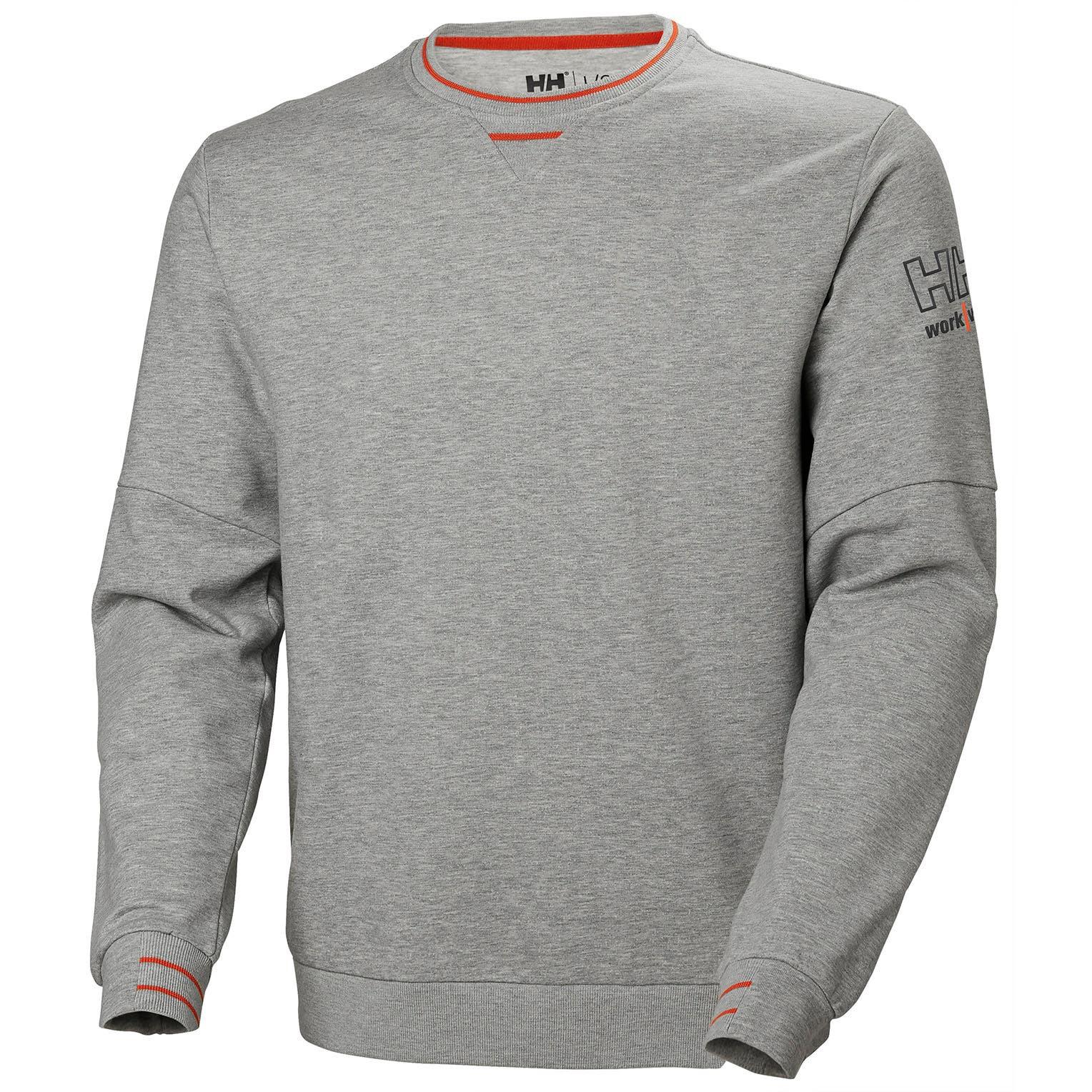 Кофта Helly Hansen Kensington Sweatershirt - 79245 (Grey Melange, L)