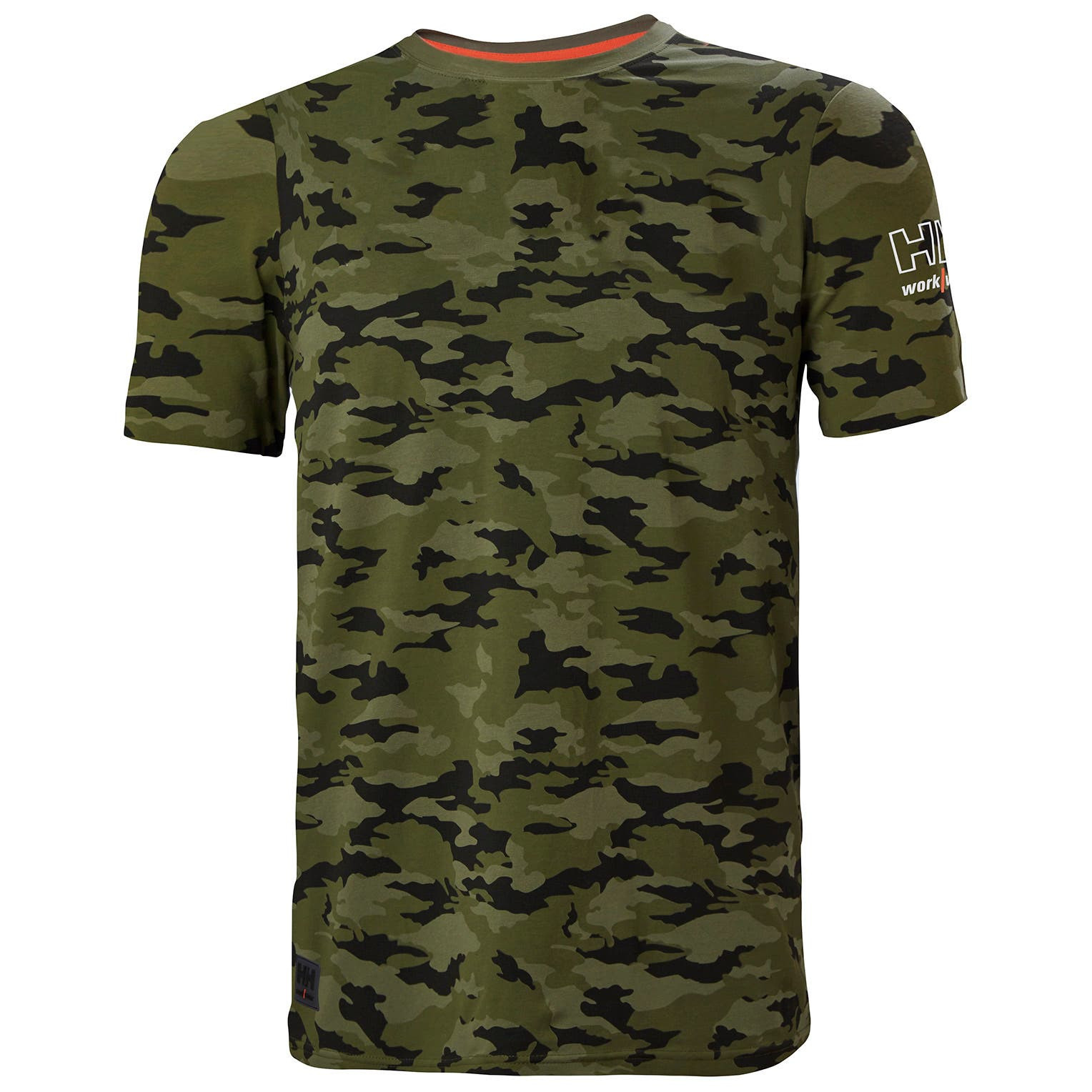 Футболка Helly Hansen Kensington T-Shirt - 79246 (Camo)