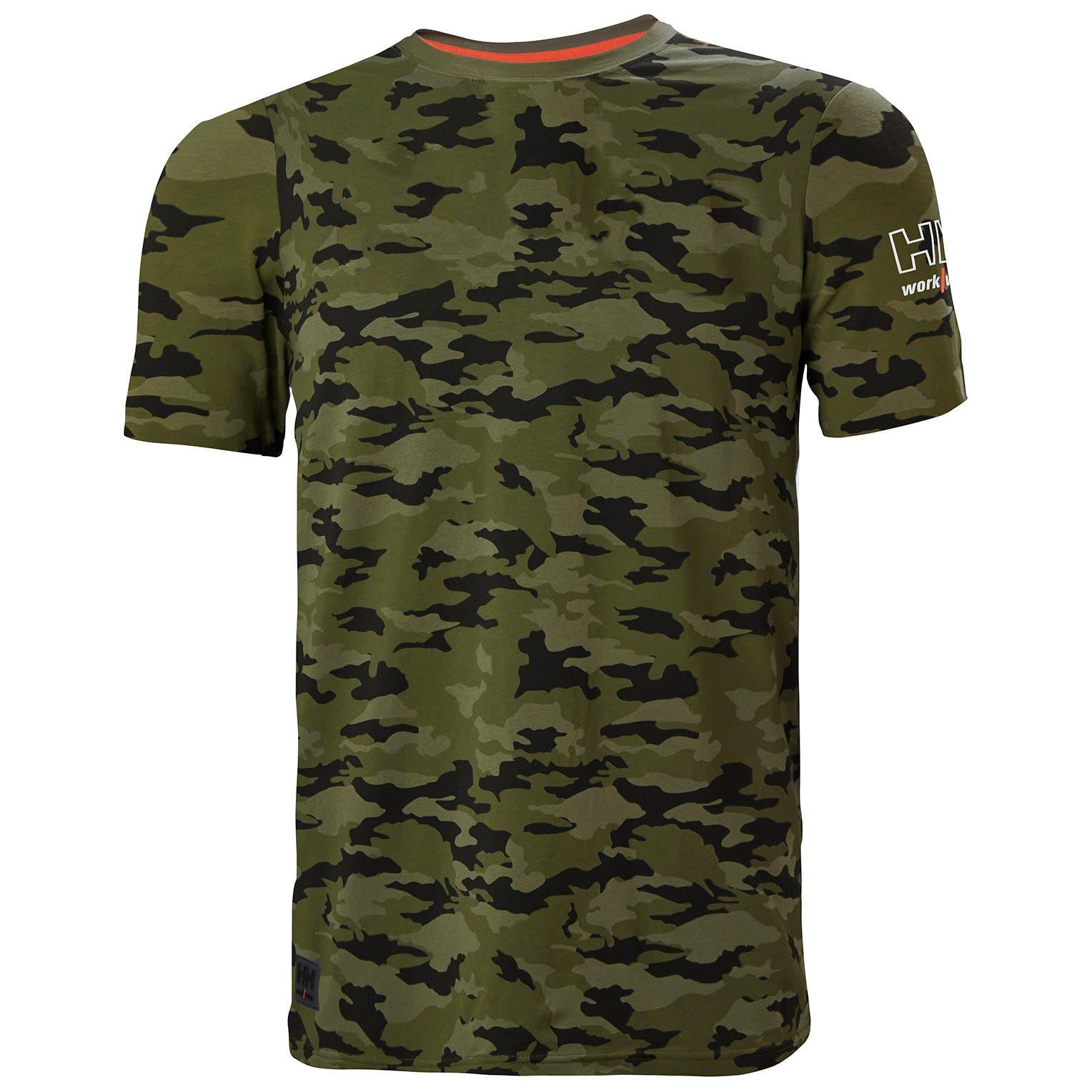 Футболка Helly Hansen Kensington T-Shirt - 79246 (Camo, S)