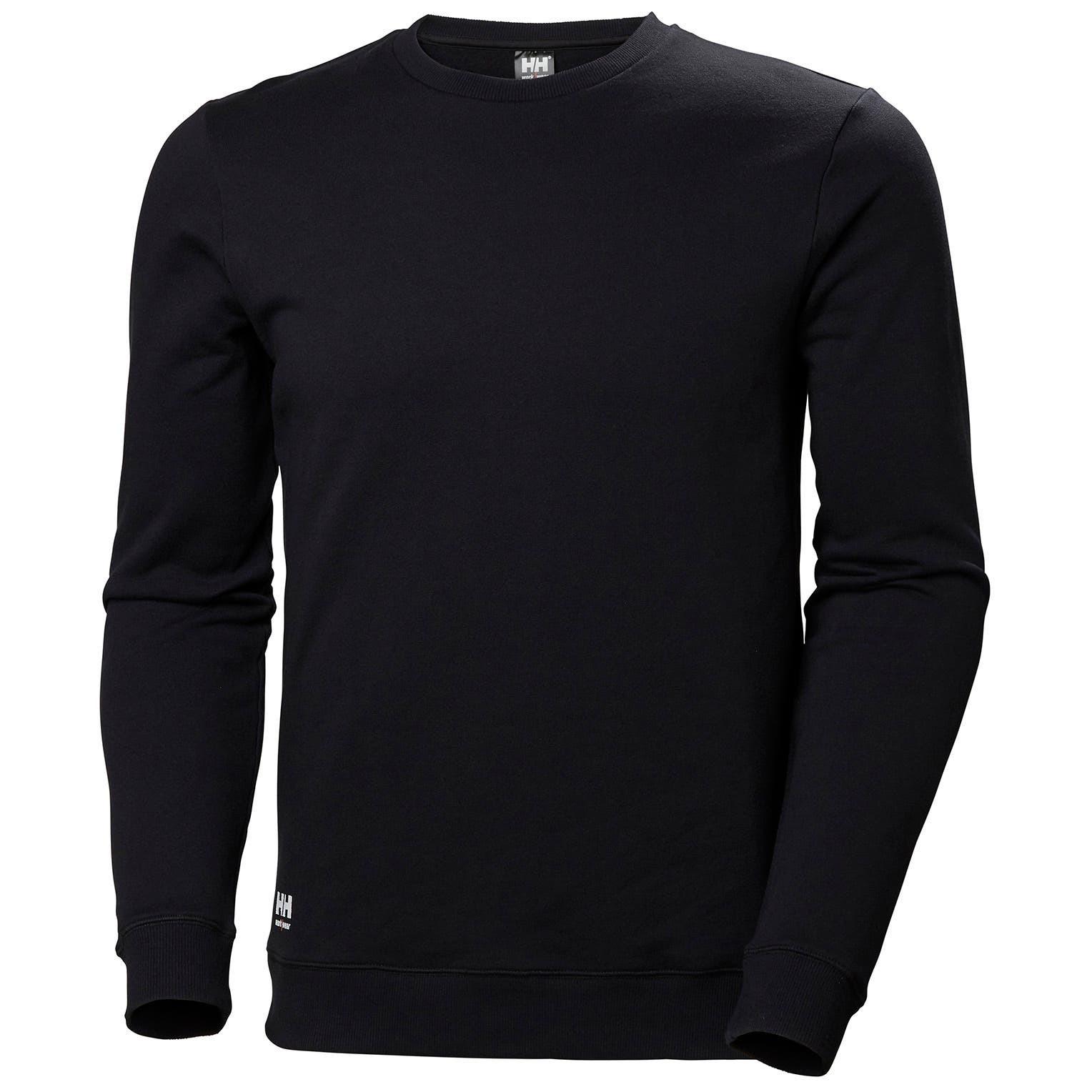 Свитшот Helly Hansen Manchester Sweatshirt - 79208 (Black; S)