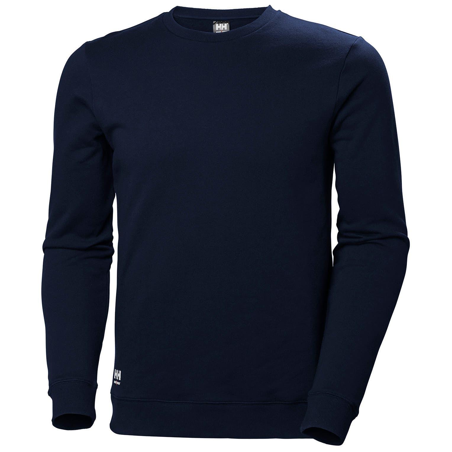 Свитшот Helly Hansen Manchester Sweatshirt - 79208 (Navy; L)