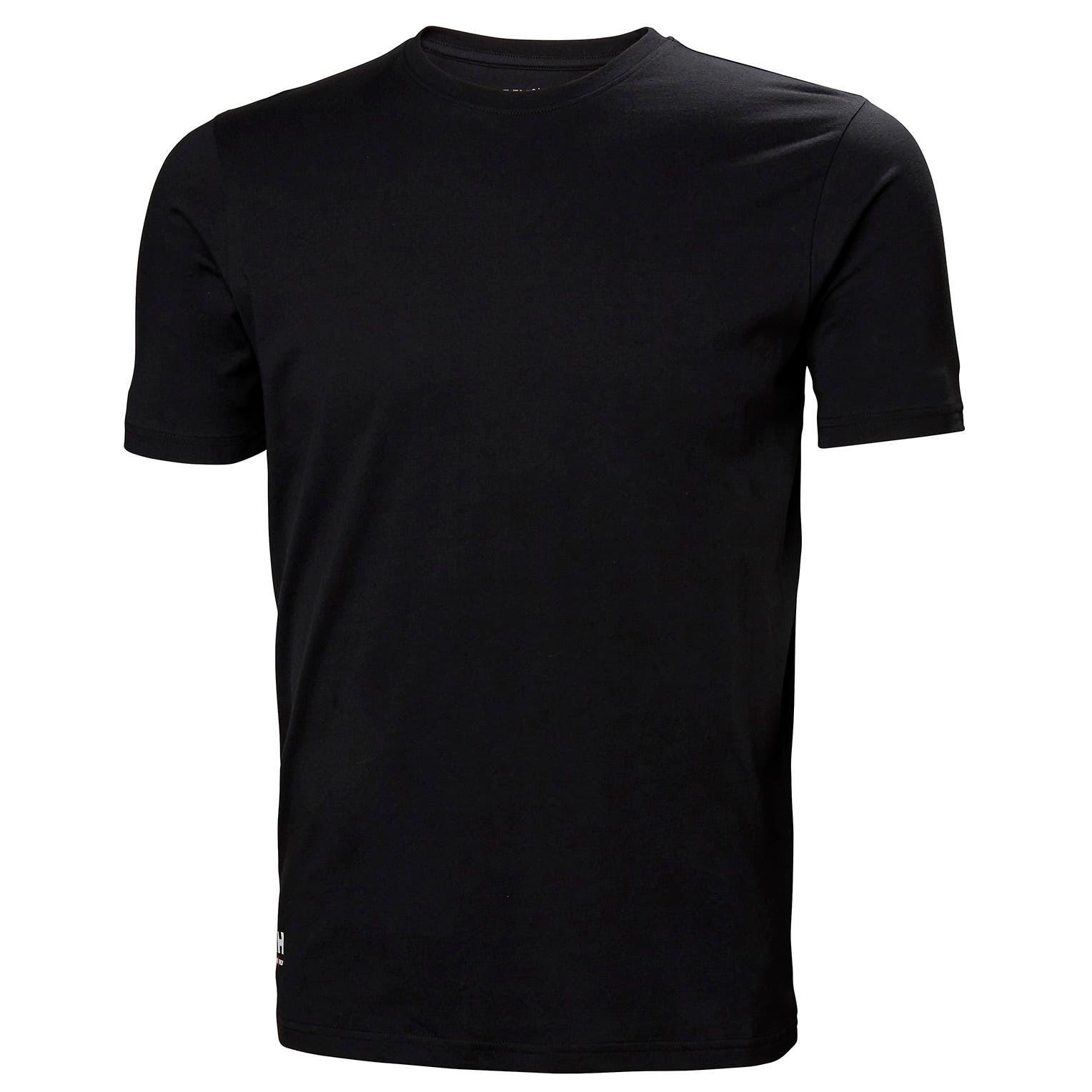 Футболка Helly Hansen Manchester T-Shirt - 79161 (Black; L)