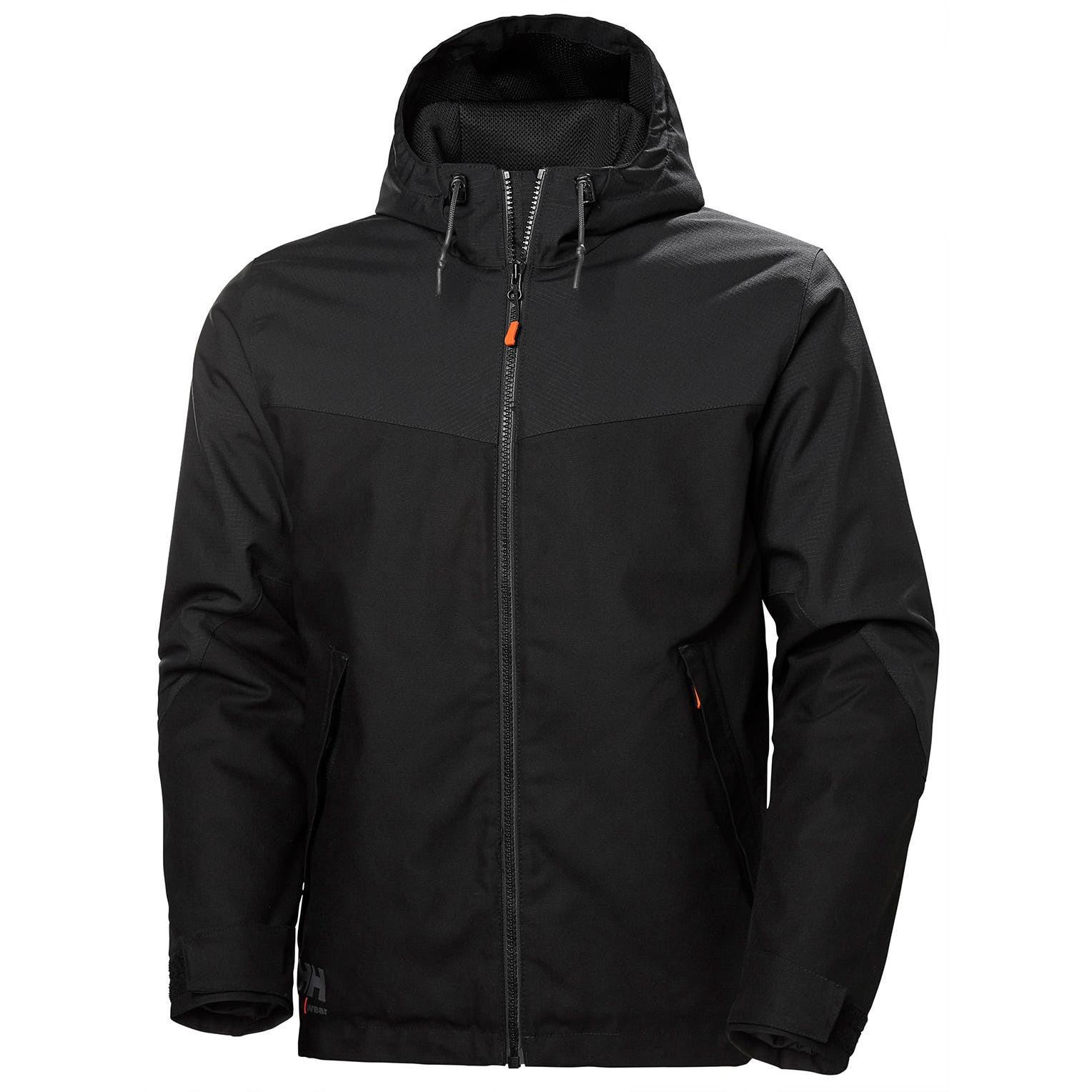 Куртка Helly Hansen Oxford Winter Jacket - 73290 (Black; M)