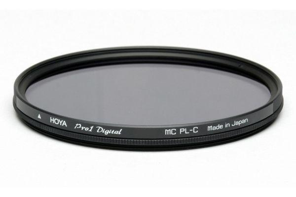 Фильтр поляризационный Hoya Pol-Circular Pro1 Digital 62 мм