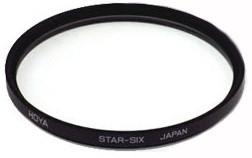 Фильтр лучевой Hoya Star 6x 72 мм 6 лучей