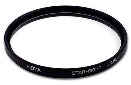 Фильтр лучевой Hoya Star 8x 72 мм 8 лучей