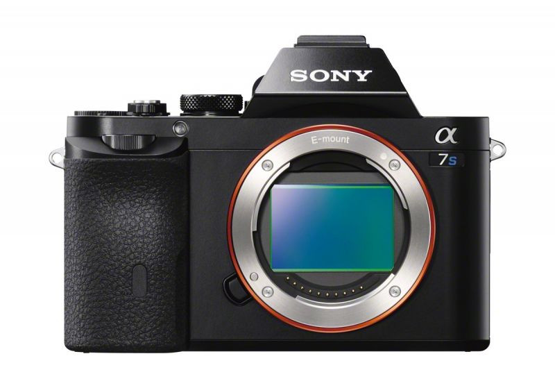 Фотоаппарат Sony Alpha 7S Body