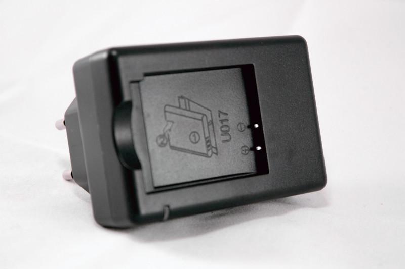 Зарядное устройство PowerPlant Olympus Li-50B/NP-BK1/D-Li78/D-Li92/DB-80 Slim (DVOODV2109)