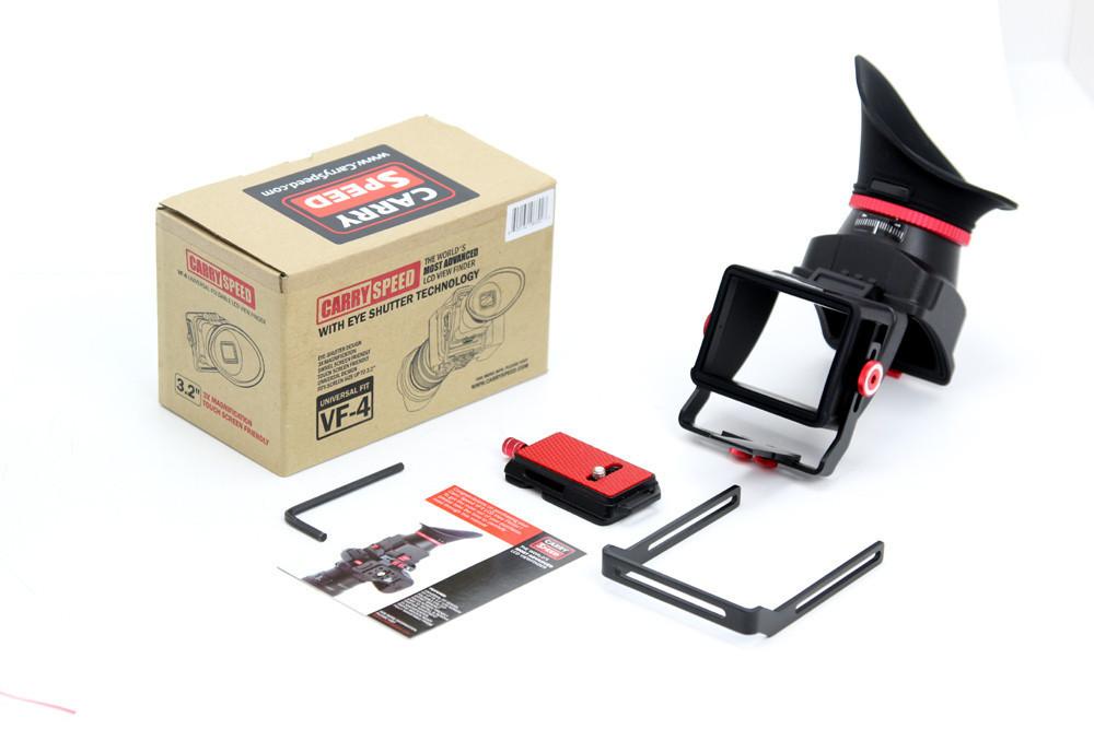 """Видоискатель Carry Speed VF-4 на 3.2"""" дисплей фотоаппарата"""
