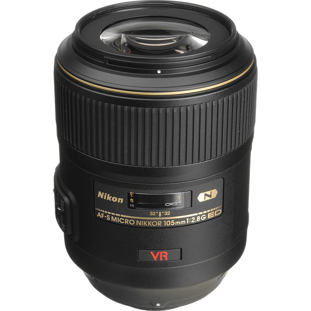 Объектив Nikon AF-S 105mm f/2.8G IF-ED MICRO VR