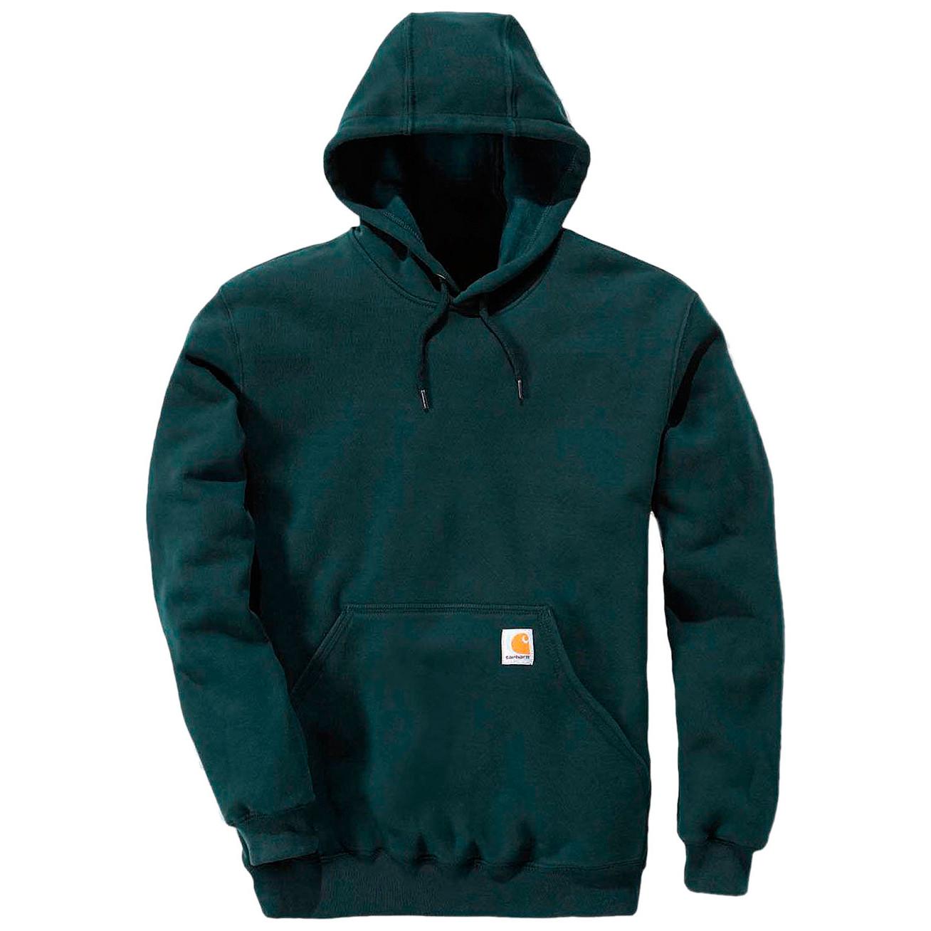 Худи Carhartt Hooded Sweatshirt - K121 (Canopy Green, S)