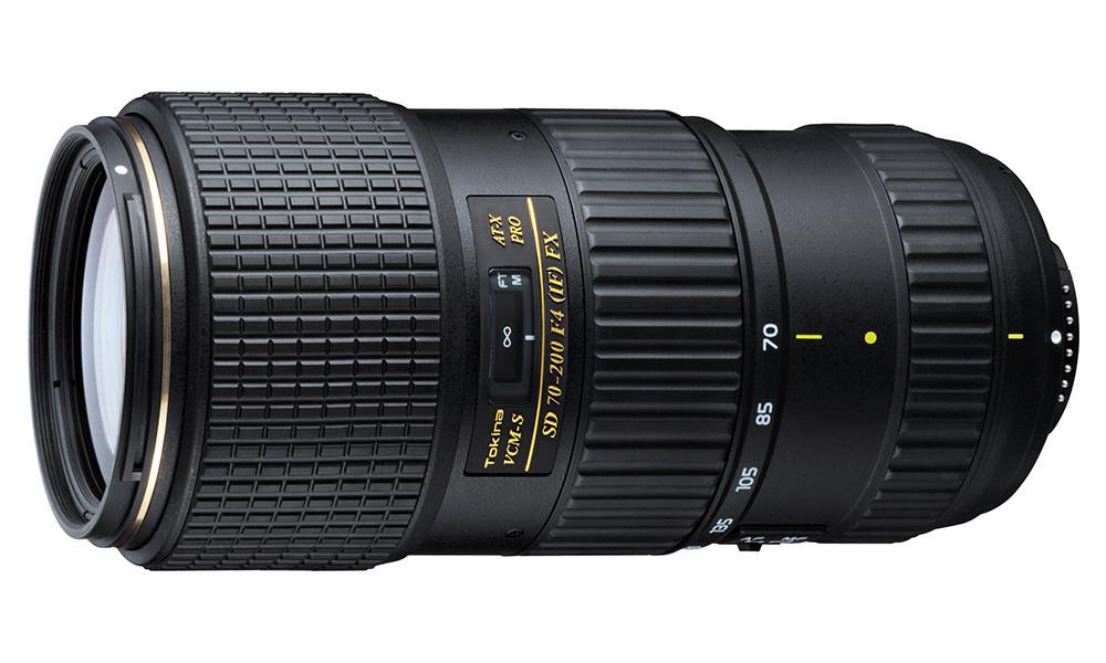 Объектив Tokina AT-X PRO FX 70-200 f/4 VCM-S (Nikon)