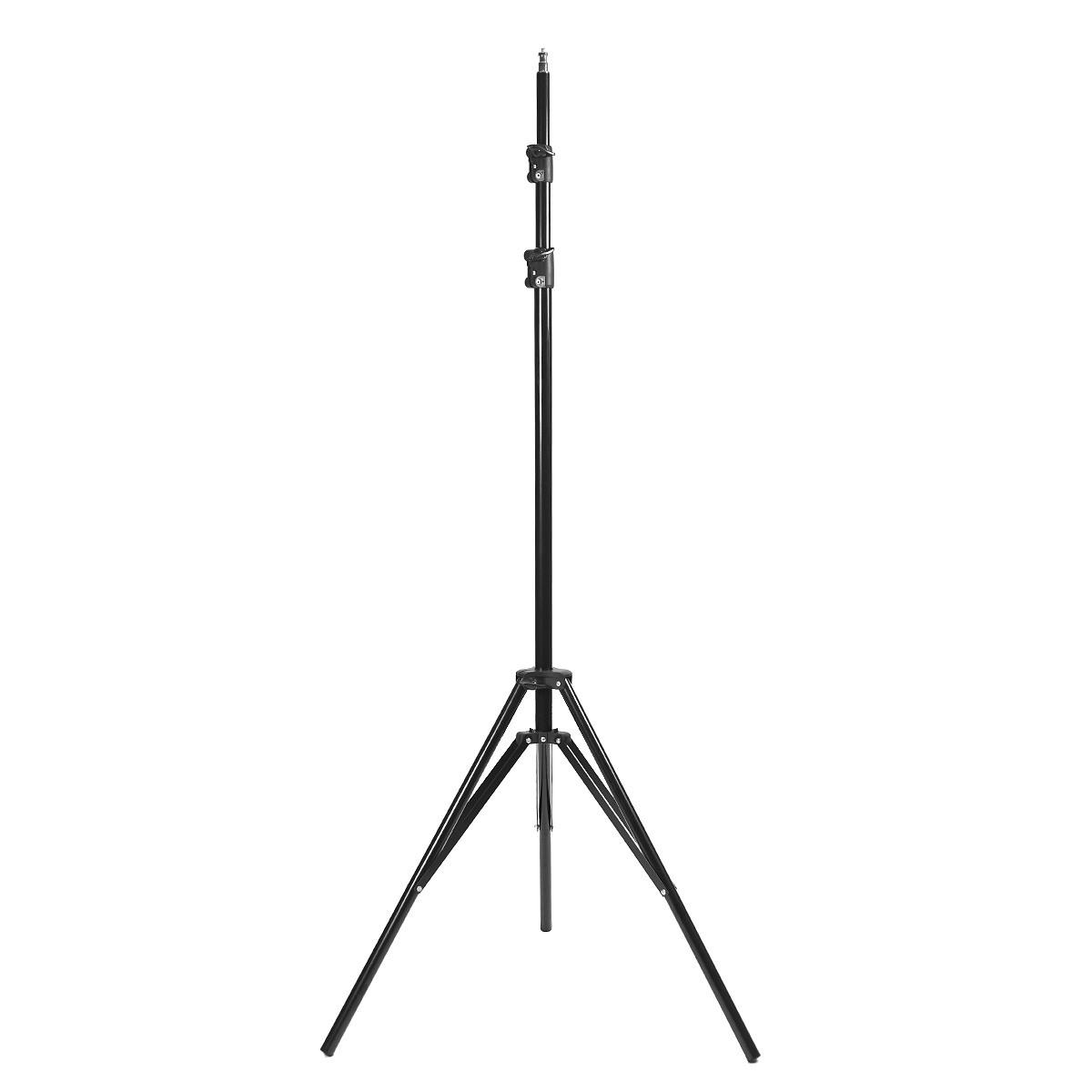 Стойка студийная Mircopro LS-8007A 2.4 м с чехлом (нагрузка 4 кг)