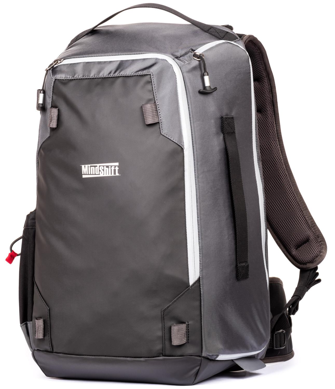 Рюкзак для фотоаппарата MindShift Gear PhotoCross 15 - Carbon Grey