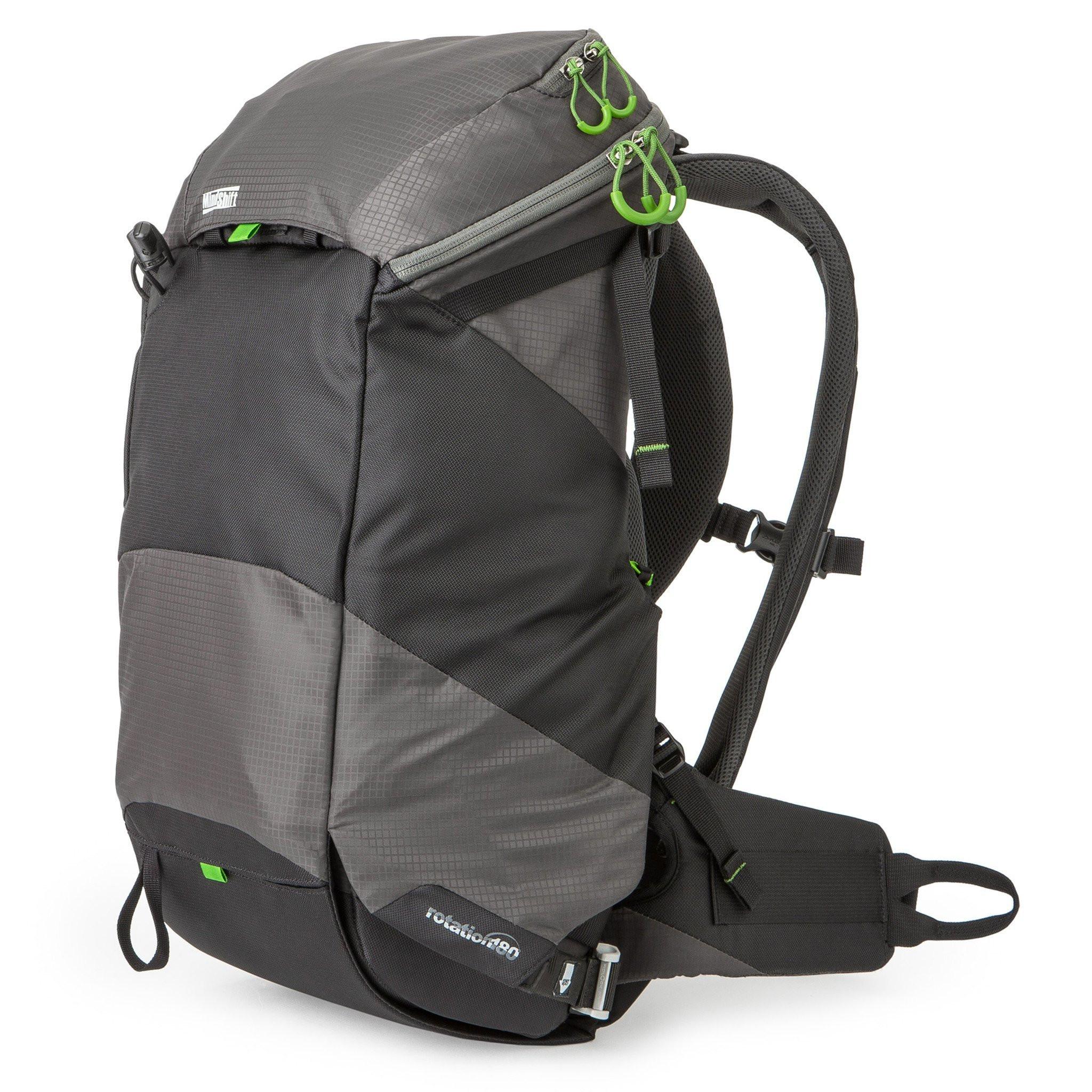 Рюкзак для фотоаппарата MindShift Gear rotation180° Panorama 22L Charcoal
