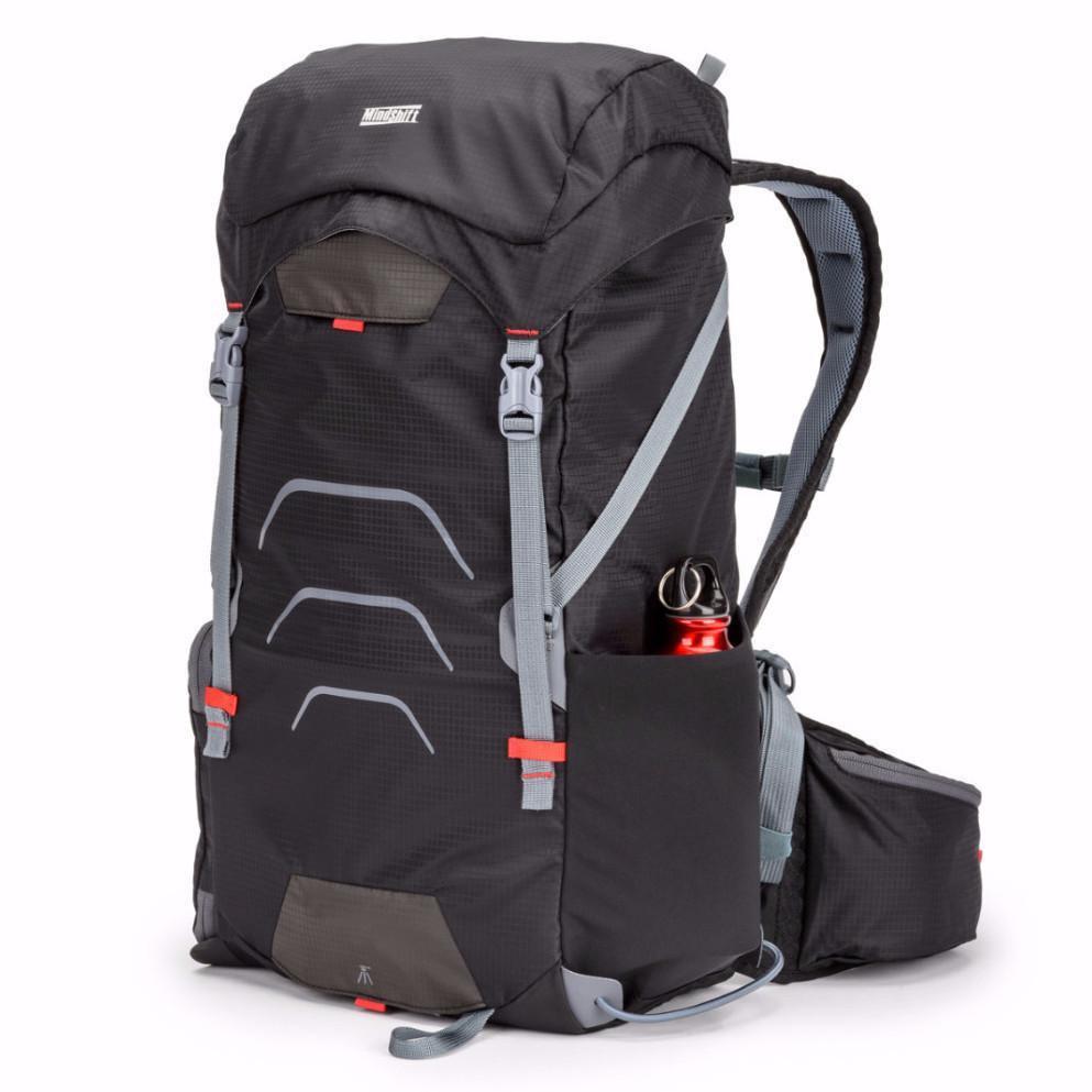 Рюкзак для фотоаппарата MindShift Gear UltraLight Dual 25L Black Magma