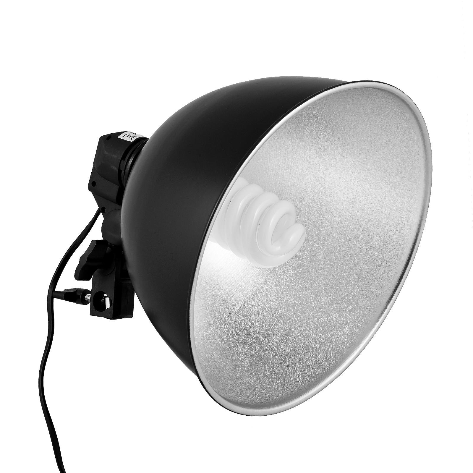Постоянный флуоресцентный свет Mircopro FL-102