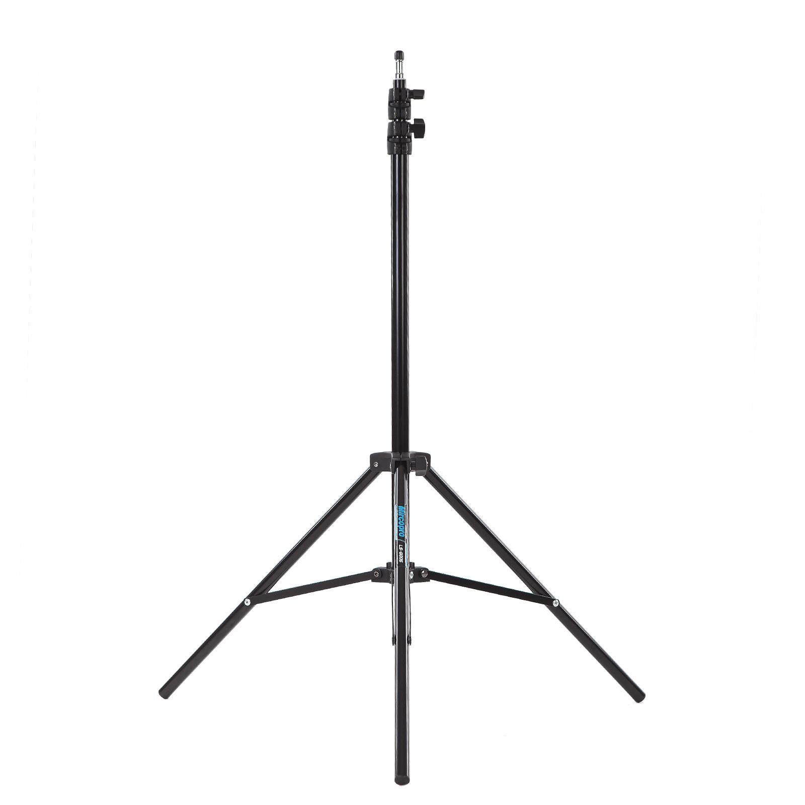 Стойка студийная Mircopro LS-8005B 2 м с чехлом (нагрузка 3 кг)