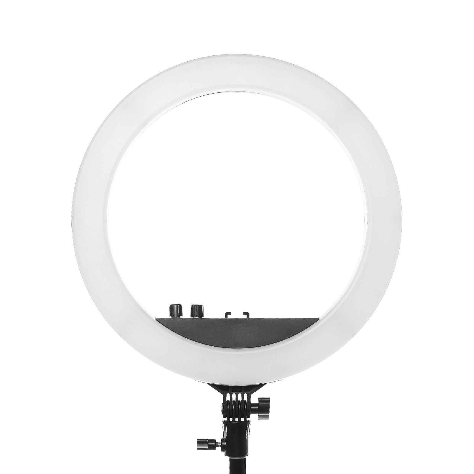 Набор света для фото-видео контента Mircopro RL-12IIK6 6 предметов