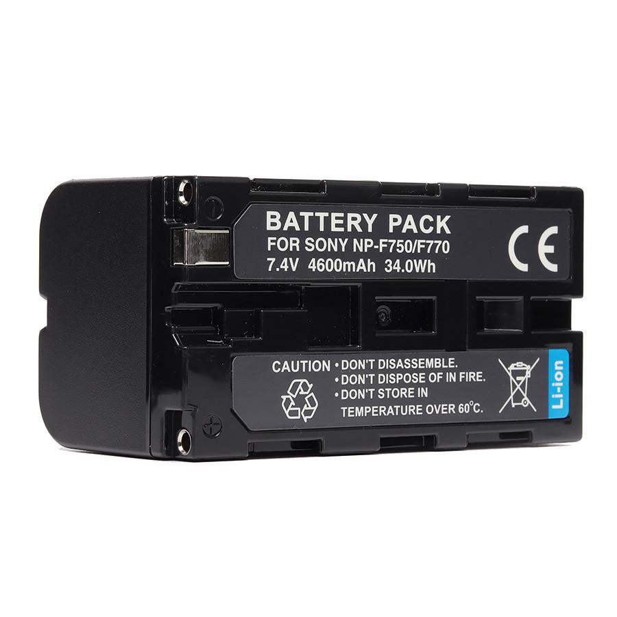 Аккумулятор MyGear NP-F750, 4600mAh