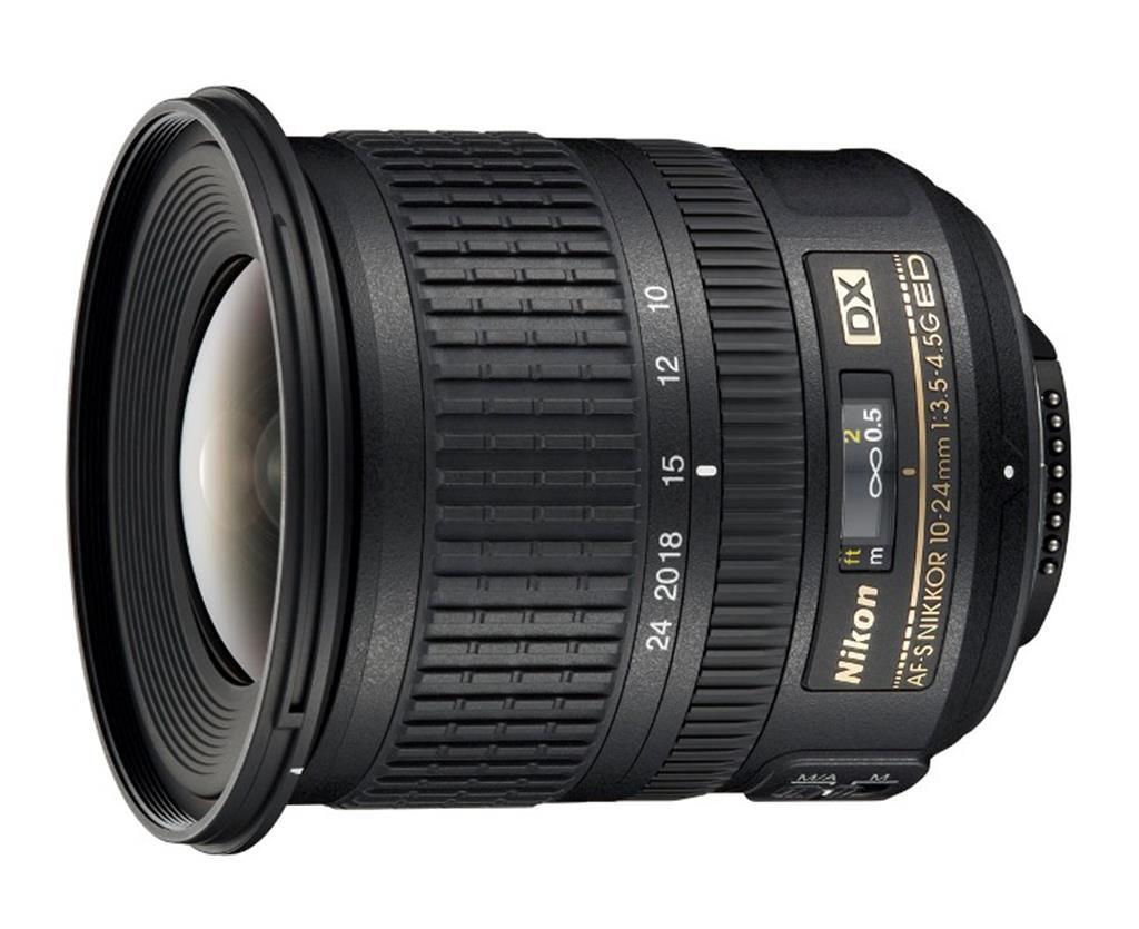 Объектив Nikon AF-S DX 10-24mm f/3.5-4.5G ED