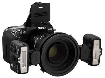 Набор беспроводных вспышек Nikon SB-R200 R1