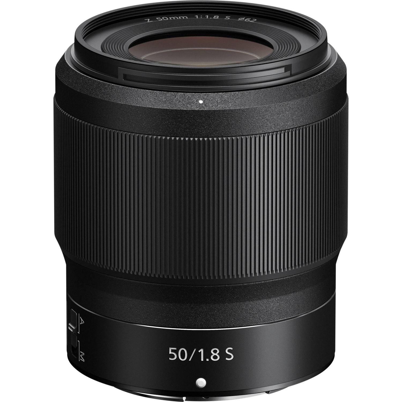 Объектив Nikon Z 50mm f/1.8 S