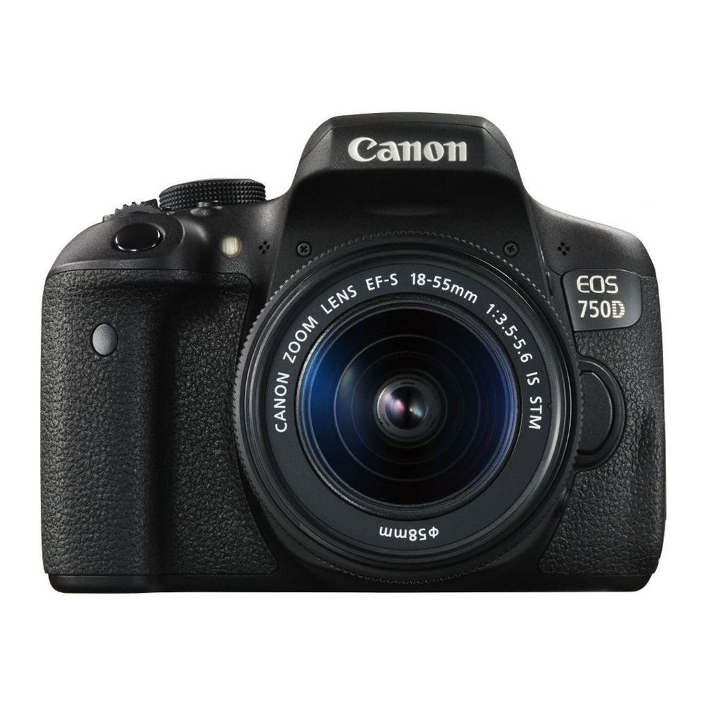 Фотоаппарат Canon EOS 750D Kit 18-55 IS STM