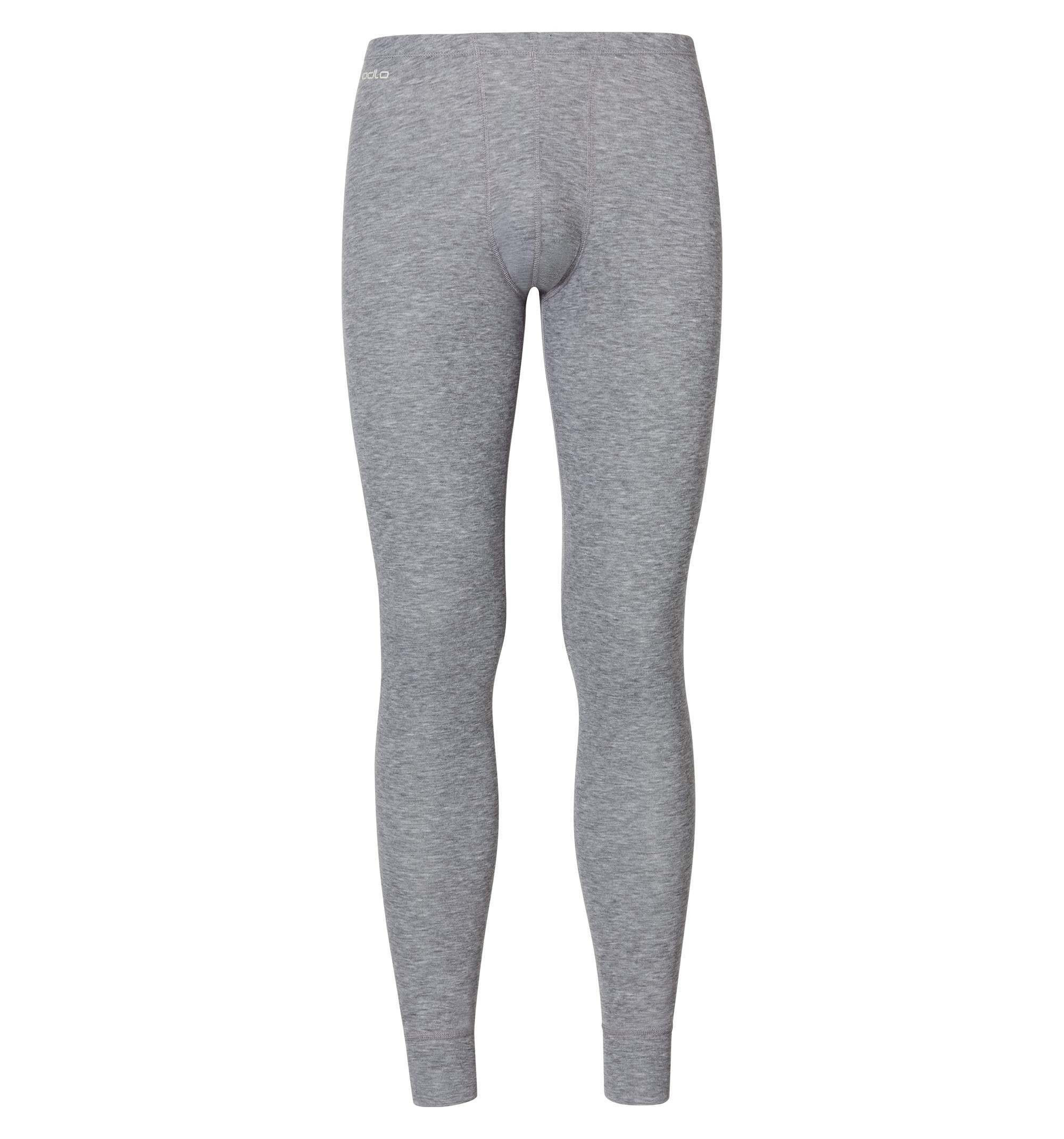 Термоштаны Odlo Warm Grey-Melange XL (152042)