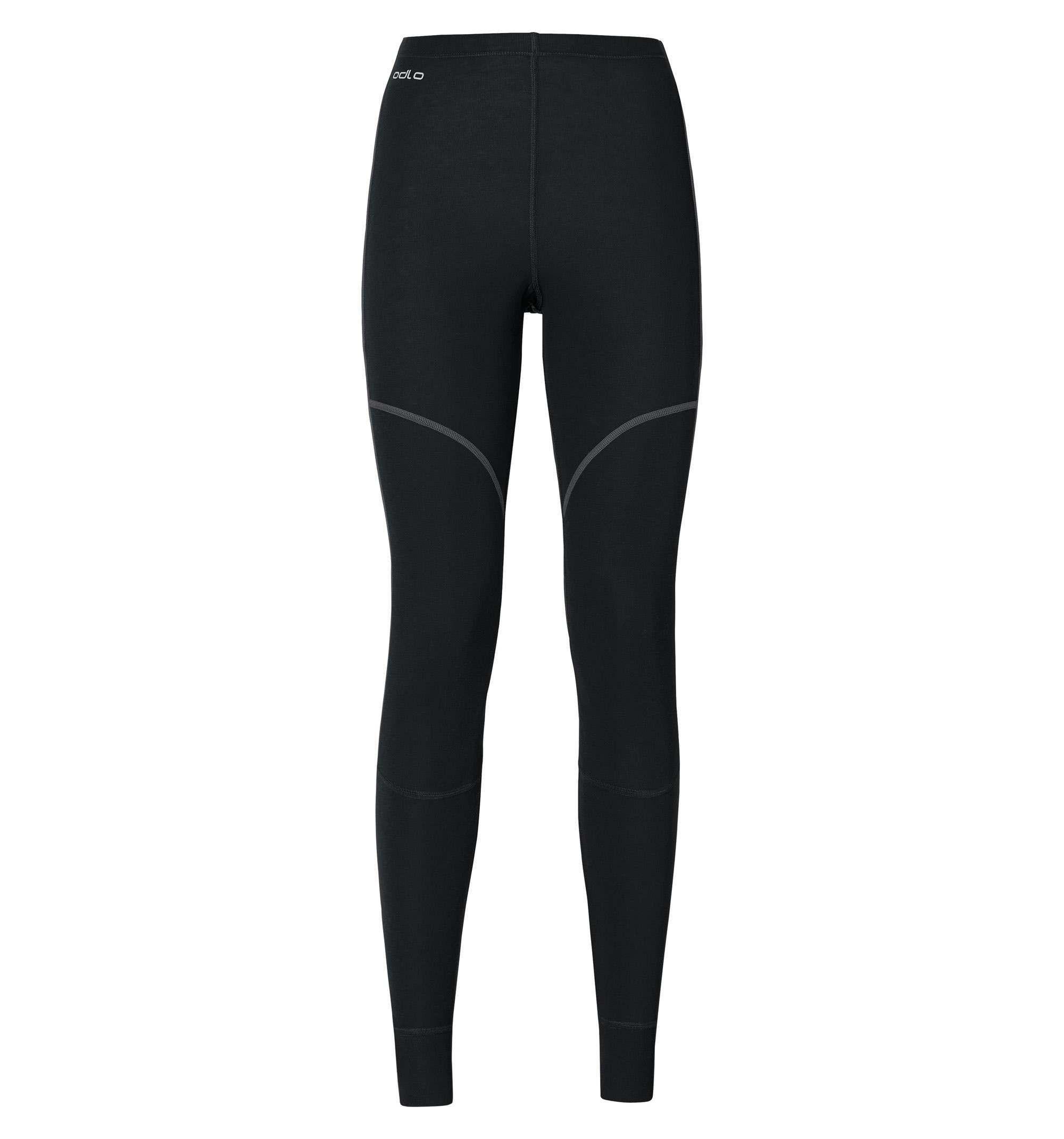 Термоштаны женские Odlo X-Warm Black S (155171)