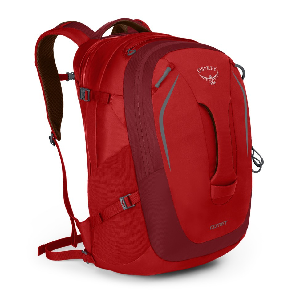Рюкзак Osprey Comet 30 Robust Red