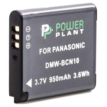 Аккумулятор PowerPlant Panasonic DMW-BCN10 950mAh (DV00DV1378)