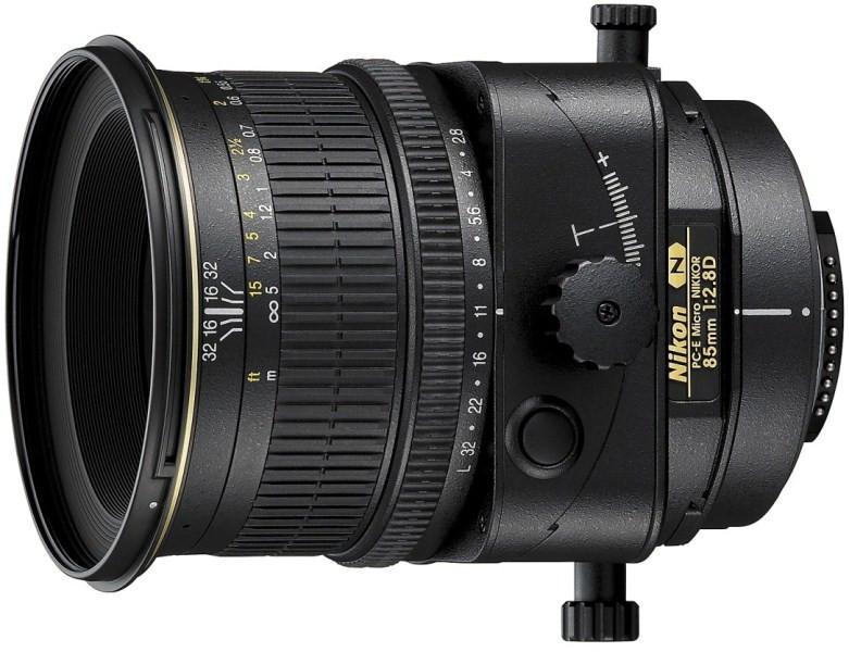 Объектив Nikon PC-E 85mm f/2.8D