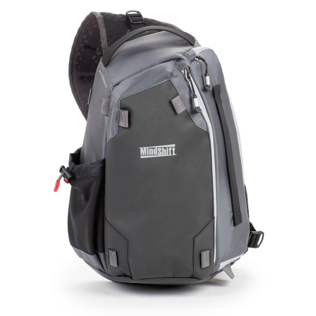 Рюкзак-слинг для фотоаппарата MindShift Gear PhotoCross 10 Carbon Grey