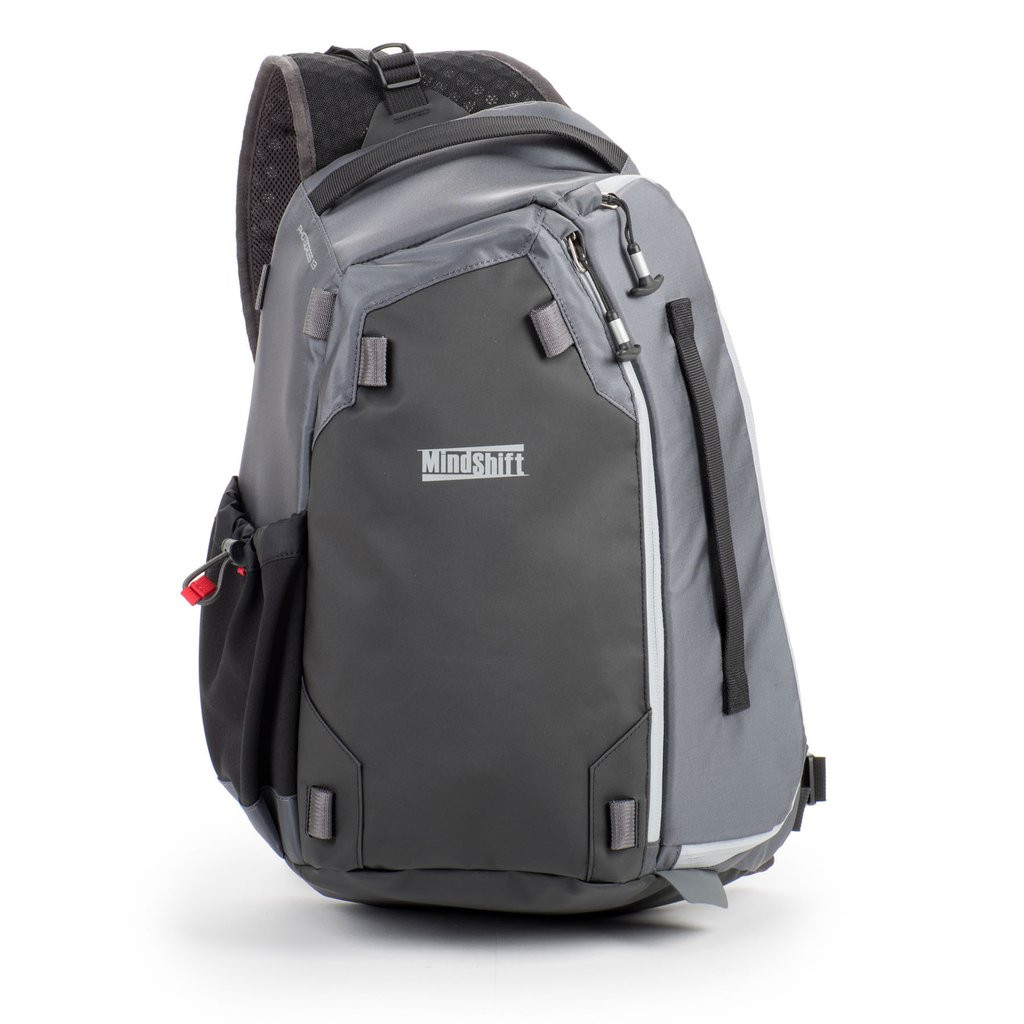 Рюкзак-слинг для фотоаппарата MindShift Gear PhotoCross 13 - Carbon Grey