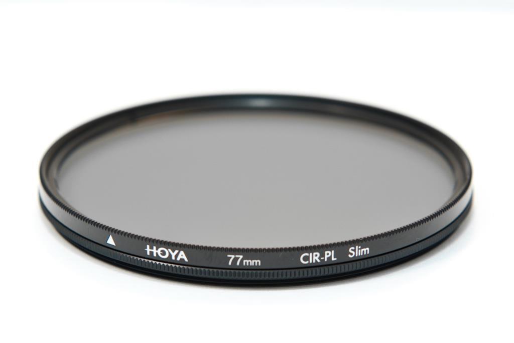 Фильтр поляризационный Hoya TEK Pol-Circ.SLIM 77 мм